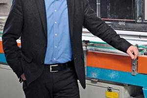 "<div class=""bildtext""><span class=""bildnummer"">»5</span> Dipl.-Ing. (TU) Ralf Borrmann, director of technology and production at Röben Tonbaustoffe GmbH: ""Luftmeister can record heat quantities all through the process""</div>"