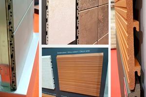 »1 Fassadenplatten, hinterlüftete Fassaden und Vormauerziegel