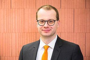Dr. Matthias Frederichs, Bundesverband der deutschen Ziegelindustrie e.V. (Foto: Christoph Große)