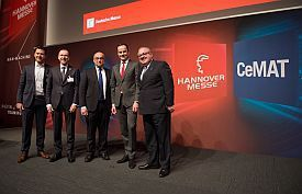 Hannover Messe/CeMAT Preview 2018  (Photo: Hannover Messe)