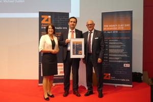 The second price was awarded to Händle GmbH Maschinen und Anlagenbau<br />