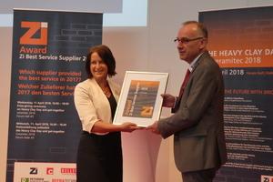 Auf den 3. Platz wurde die Rehart GmbH gewählt