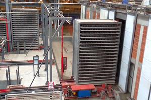 """<div class=""""bildtext""""><span class=""""bildnummer"""">»4</span> The high-efficiency rapid dryer at Ladrillera Mecanizada</div>"""