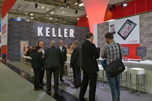 """<div class=""""bildtext""""><span class=""""bildnummer"""">»3</span> Lots of brick and tile manufacturers are interested in Keller's new digitalization solutions</div>"""
