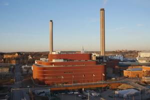 » Värtan-Bioenergie-KWK-Anlage