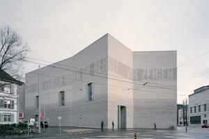 » Kunstmuseum Basel – Erweiterung