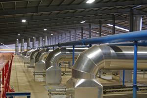 """<div class=""""bildtext""""><span class=""""bildnummer"""">»3b</span> Hot air supply for the tunnel dryer</div>"""