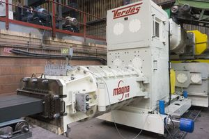 "<div class=""bildtext""><span class=""bildnummer"">»</span> The Magna 675 extruder has a production capacity up to 85 t/h</div>"