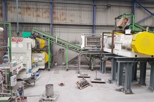 "<div class=""bildtext""><span class=""bildnummer"">»</span> Verdés has installed a new filter mixer and an extruder at Dumoulin Bricks</div>"