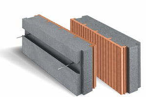 "<div class=""bildtext""><span class=""textmarkierung"">»1</span> With Schlagmann original Poroton accessories, custom-fit system blocks are available for solutions with optimized heat bridge reduction</div>"