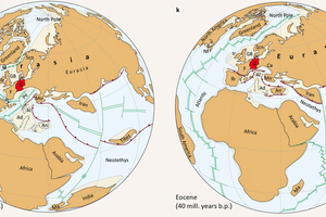 "<div class=""bildtext""><span class=""bildnummer"">»1</span> Global plate tectonics development from the Cretaceous to the Eocene </div>"