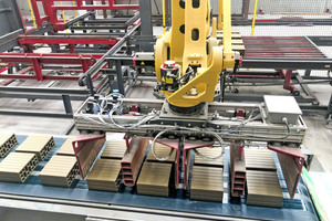 """<div class=""""bildtext""""><span class=""""bildnummer"""">»3</span> Wet products are loaded by a robot onto dryer frames</div>"""