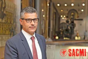 "<div class=""bildtext""><span class=""bildnummer"">»</span> Giulio Mengoli, the new General Manager of the Sacmi Group</div>"