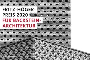 Keyvisual Fritz-Höger-Preis 2020 für Backstein-Architektur/Stijn Bollaert<br />