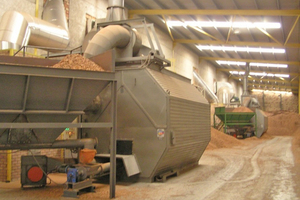 "<div class=""bildtext""><span class=""bildnummer"">»3</span> Example of a model GBS heat generator at work in Spain. A pair of heat generators operating on almond shells help produce a dry, ready-to-use product of very good quality</div>"