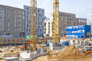 """<div class=""""bildtext""""><span class=""""bildnummer"""">»4</span> The building process has to change from on-site construction involving many trades to a more logistically oriented assembly of quasi industrially prefabricated elements</div>"""