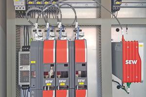 "<div class=""bildtext""><span class=""bildnummer"">» </span>Together with SEW Keller HCW developed a new cutter with optimum energy efficiency</div>"