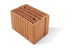 "<div class=""bildtext""><span class=""bildnummer"">» </span>Porotherm 25-38 M.i Plan vertically perforated clay block</div>"