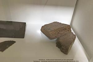"""<div class=""""bildtext""""><span class=""""bildnummer"""">»</span>Torfoleum lightweight boards, permanent exhibition at the Haus am Horn</div>"""
