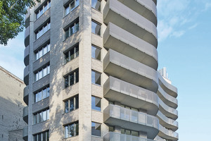 """<div class=""""bildtext""""><span class=""""bildnummer"""">» </span>Gold in the category for Residential Building/Apartment Complex went to the Singerstrasse project in Berlin designed by Giorgio Gullotta Architekten, Hamburg</div>"""