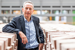 "<div class=""bildtext_en""><span class=""bildnummer"">» </span>Jean-Pierre Wuytack will retire as CEO of Vandersanden</div>"