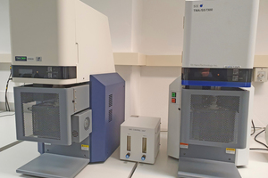 """<div class=""""bildtext_en""""><span class=""""bildnummer"""">» </span>The new thermomechanical analysers allow users to investigate the stability behaviour in the high temperature range under alternating compressive load</div>"""