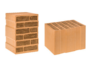 """<div class=""""bildtext_en""""><span class=""""bildnummer"""">» </span>With the new MZ60 clay masonry blocks, Efficiency House standards can be met with monolithic solid construction. </div>"""