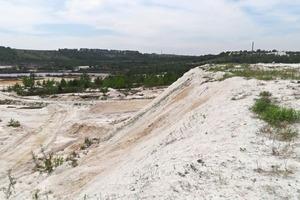 """<span class=""""bildunterschrift_hervorgehoben"""">»1</span> Rossbach clay pit in Thuringia"""