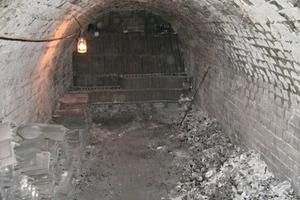 """<span class=""""bildunterschrift_hervorgehoben"""">»16</span> An empty kiln chamber<br />"""