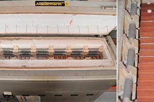 "<span class=""bildunterschrift_hervorgehoben"">»8</span> Gradient kiln with permanent temperature recording<br />"