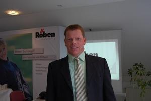 >>2 Röben-Geschäftsführer (Technik) Ralf Borrmann