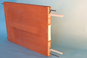 """<span class=""""bildunterschrift_hervorgehoben"""">»1</span> Unitherm heating elements are available in different lengths from Unipor's member company Leipfinger-Bader<br />"""