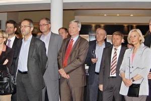 "<span class=""bildunterschrift_hervorgehoben"">»1</span> The TBE members at the anniversary meeting"