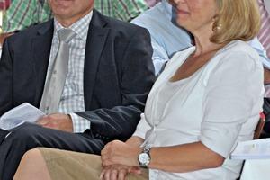 "<span class=""bildunterschrift_hervorgehoben"">»</span> Klaus and Christa Schülein at the celebrations<br />"
