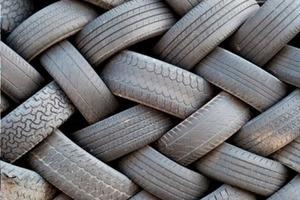 """<span class=""""bildunterschrift_hervorgehoben"""">»2</span> Different feedstocks for the Enerjetik gasifier (MSW, tires, refuse-derived fuel)"""