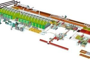 "<span class=""bildunterschrift_hervorgehoben"">»</span> Overall view of the new roof tile plant<br />"