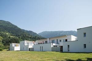 "<span class=""bildunterschrift_hervorgehoben"">»2</span> Residential/non-residential building - large volume: Nussdorf-Debant family village, FuchsundPeer consortium and Architect DI Mario Ramoni"