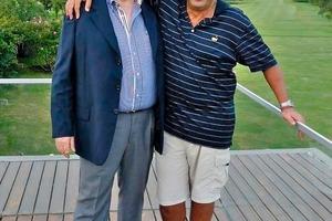 "<span class=""bildunterschrift_hervorgehoben"">»1</span> Dario Marcheluzzo (left) and the president Claudio Farina"
