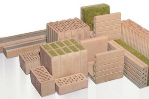 """<span class=""""bildunterschrift_hervorgehoben"""">»</span> Röben offers customers a complete clay masonry system"""