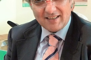"<span class=""bildunterschrift_hervorgehoben"">»5</span> Dr. Eng. Nicolas Giannakis, Area Sales Manager at Capaccioli Impianti, Italy<br />"
