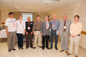 ››2 Meeting of the South-American association<br />