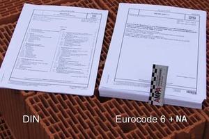 "<span class=""bildunterschrift_hervorgehoben"">»3</span> Size comparison: DIN 1053 vs. Eurocode 6"