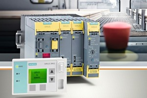 """<div class=""""bildtext_en""""><span class=""""bildnummer"""">»</span> With the Sirius 3SK2, Siemens is presenting a safety relay with multiple safety functions in the smallest of spaces</div>"""