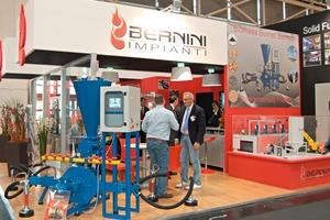 "<span class=""bildunterschrift_hervorgehoben"">» </span>Bernini Impianti presented burners for biomass<br />"