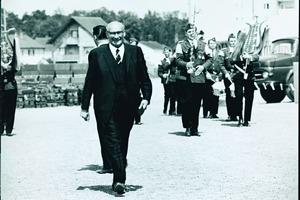 "<span class=""bildunterschrift_hervorgehoben"">»</span> Rudolf H. Braas founded his Braas&amp; Co GmbH on August 13, 1953"