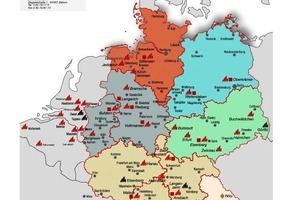 """<span class=""""bildunterschrift_hervorgehoben"""">»5</span> Overview map showing Wienerberger locations"""