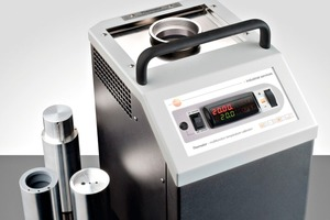 <strong>»</strong> Thermator – the new multifunction temperature calibrator<br />