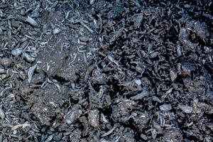 "<span class=""bildunterschrift_hervorgehoben"">»3</span> Ash produced with the Enerjetik gasifier– fixed carbon"