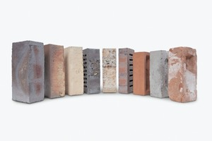 """<span class=""""bildunterschrift_hervorgehoben"""">»4</span> Timeless beauty in an array of colours and surface finishes: a selection from the Terca facing brick range"""