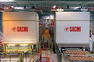 """<span class=""""bildunterschrift_hervorgehoben"""">»1</span> View of the two roller dryers"""